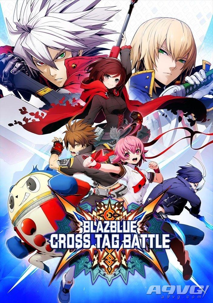 《BLAZBLUE CROSS TAG BATTLE》5/21大規模更新推新角 1