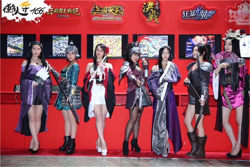 [TGS2018]五花八門Cosplay鑑賞 1