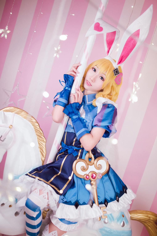 《王者榮耀》妲己仙境愛麗絲裝扮 歡迎來到Wonderland! 3