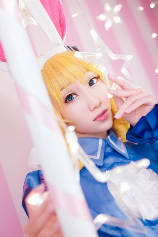《王者榮耀》妲己仙境愛麗絲裝扮 歡迎來到Wonderland! 4