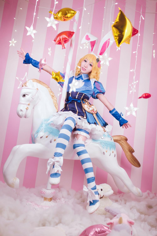 《王者榮耀》妲己仙境愛麗絲裝扮 歡迎來到Wonderland! 7