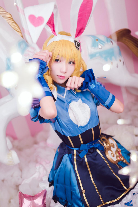 《王者榮耀》妲己仙境愛麗絲裝扮 歡迎來到Wonderland! 9