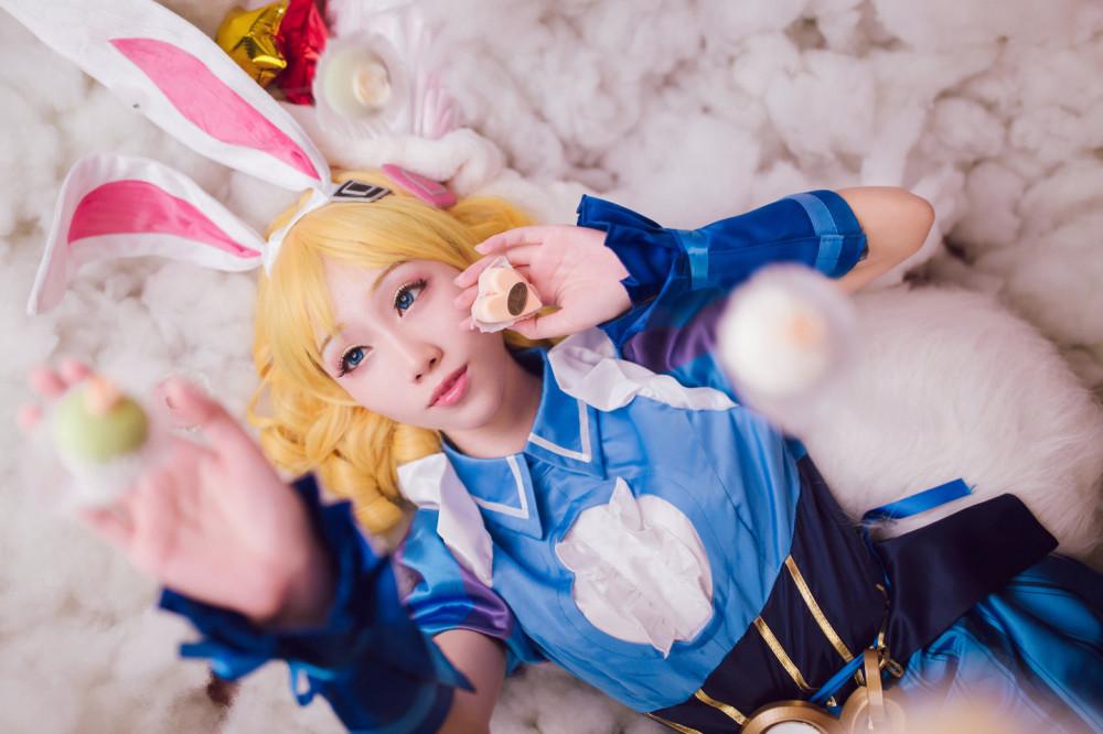 《王者榮耀》妲己仙境愛麗絲裝扮 歡迎來到Wonderland! 12