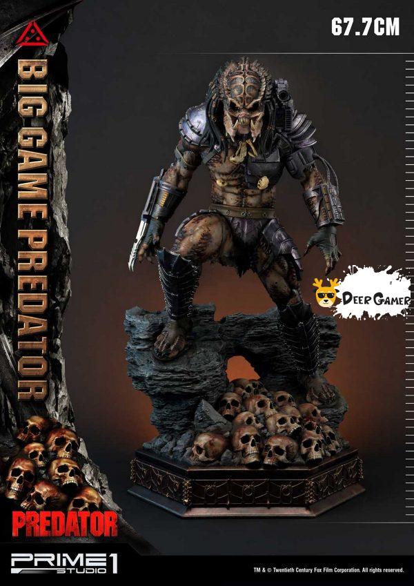 Prime 1 Studio《鐵血戰士》27寸雕像 11