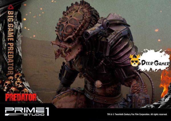 Prime 1 Studio《鐵血戰士》27寸雕像 28
