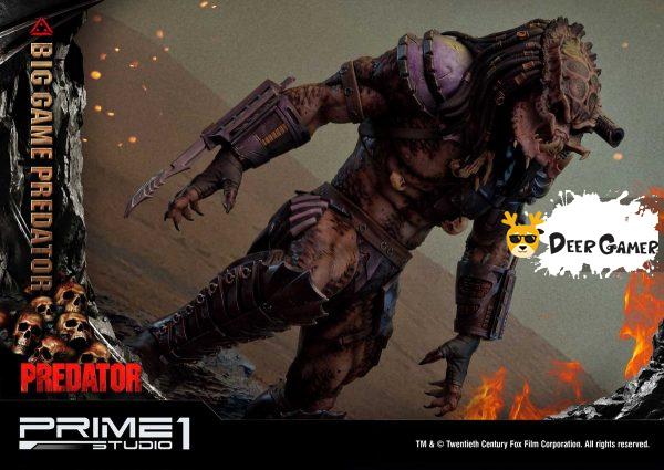 Prime 1 Studio《鐵血戰士》27寸雕像 29