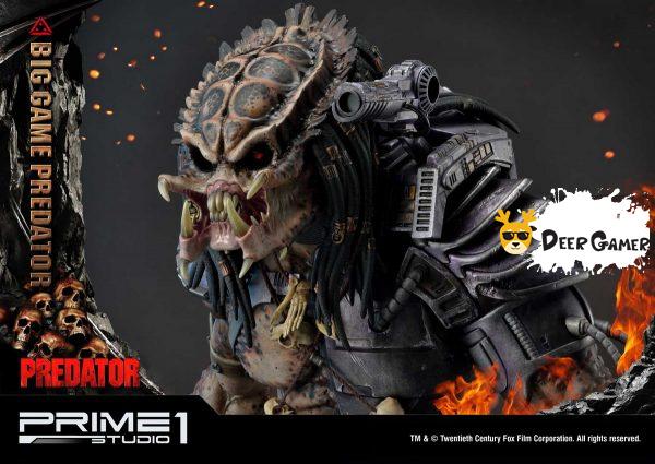 Prime 1 Studio《鐵血戰士》27寸雕像 30