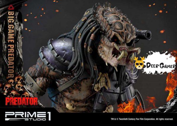 Prime 1 Studio《鐵血戰士》27寸雕像 31