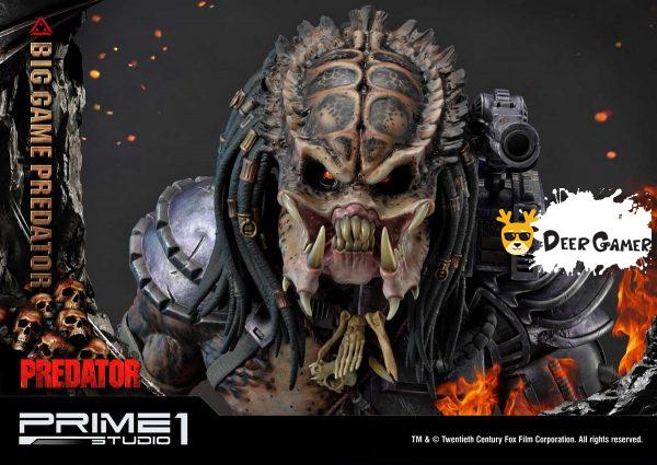 Prime 1 Studio《鐵血戰士》27寸雕像 32