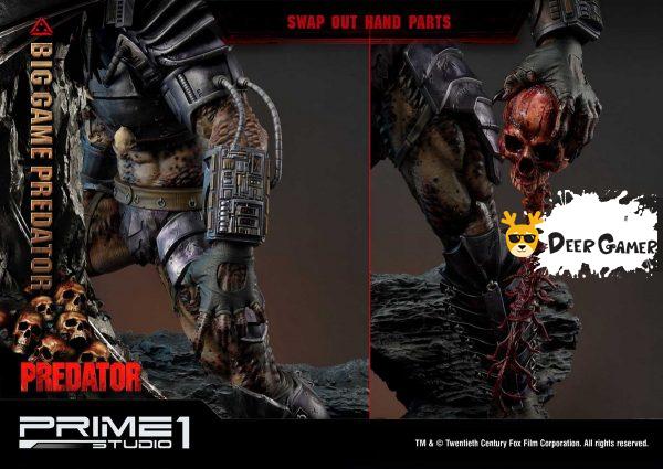 Prime 1 Studio《鐵血戰士》27寸雕像 34
