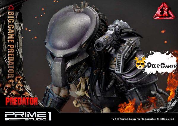 Prime 1 Studio《鐵血戰士》27寸雕像 52