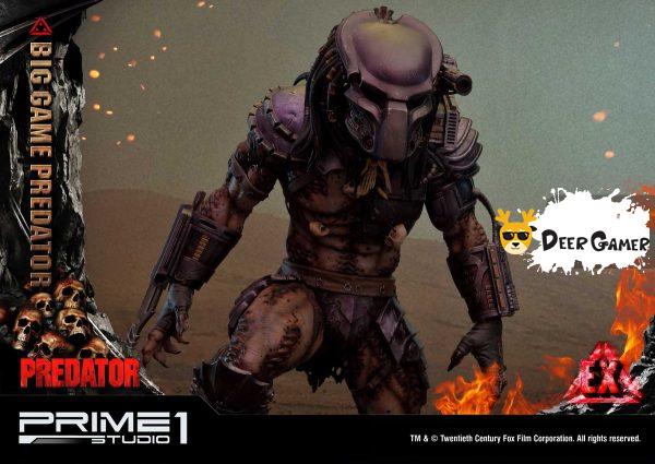 Prime 1 Studio《鐵血戰士》27寸雕像 53