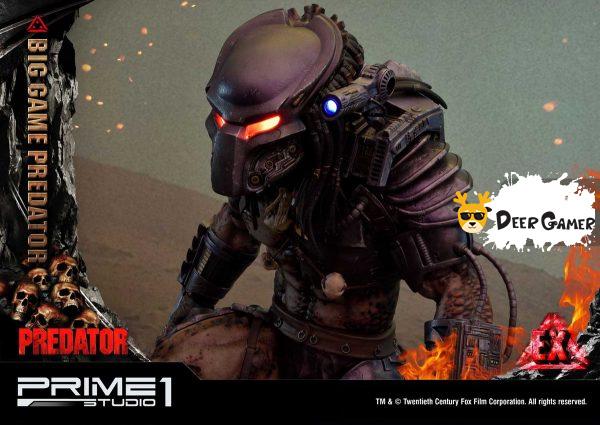 Prime 1 Studio《鐵血戰士》27寸雕像 55