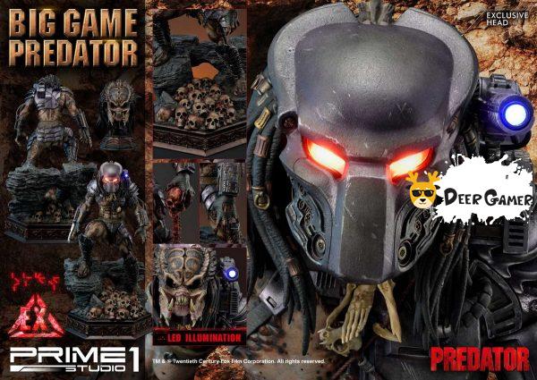 Prime 1 Studio《鐵血戰士》27寸雕像 60
