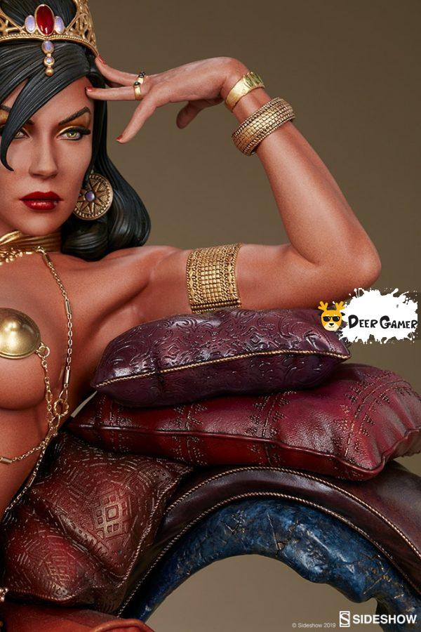 Sideshow 漫威漫畫《火星公主》火星公主 Dejah Thoris德賈托里斯 14寸雕像 5