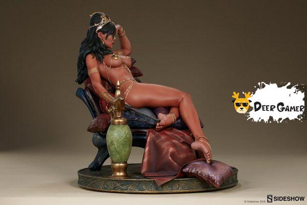 Sideshow 漫威漫畫《火星公主》火星公主 Dejah Thoris德賈托里斯 14寸雕像 17