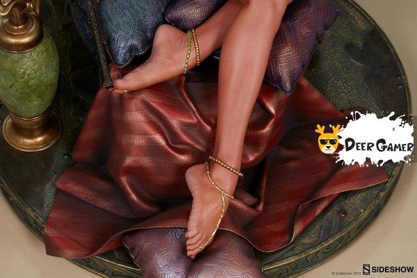 Sideshow 漫威漫畫《火星公主》火星公主 Dejah Thoris德賈托里斯 14寸雕像 22