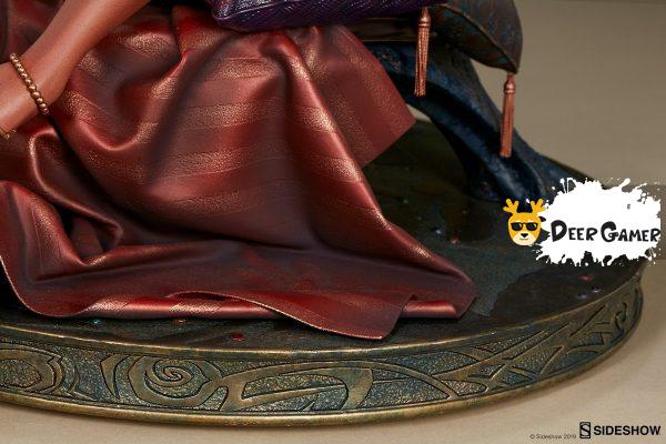 Sideshow 漫威漫畫《火星公主》火星公主 Dejah Thoris德賈托里斯 14寸雕像 23