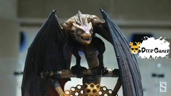 【SDCC2019】BLITZWAY x Prime 1 Studio《權力的遊戲》龍媽1:4 雕像 6