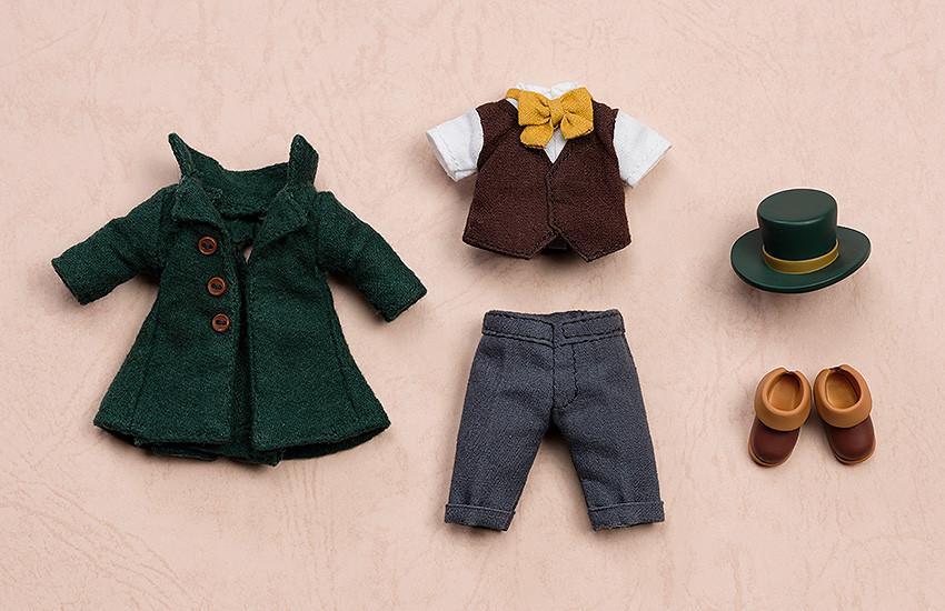 黏土娃 服裝套組(瘋帽子) 1