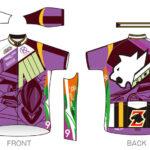 「閃電霹靂車」自行車衣系列 第2彈