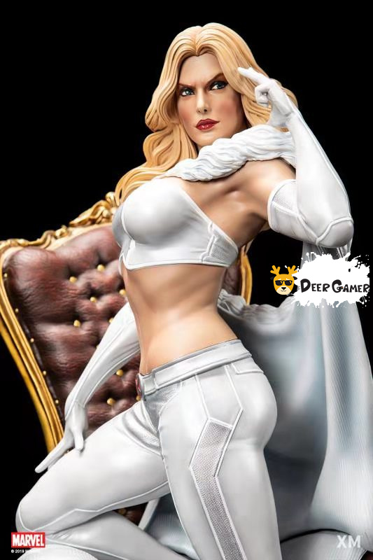 XM Studios漫威漫畫《X戰警》白皇后 1:4雕像 2