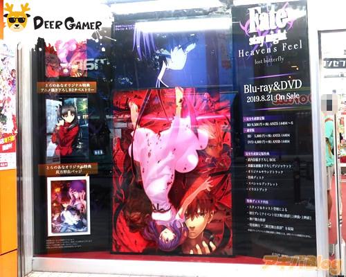劇場版《Fate/stay night [HF]》第2章BD發售 6