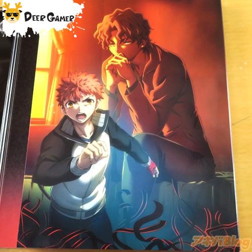 劇場版《Fate/stay night [HF]》第2章BD發售 14