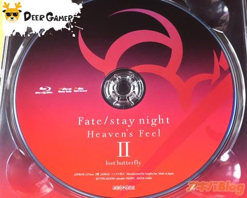 劇場版《Fate/stay night [HF]》第2章BD發售 15