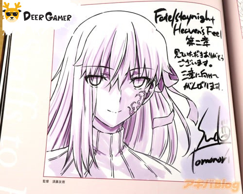 劇場版《Fate/stay night [HF]》第2章BD發售 22