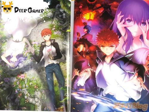 劇場版《Fate/stay night [HF]》第2章BD發售 26