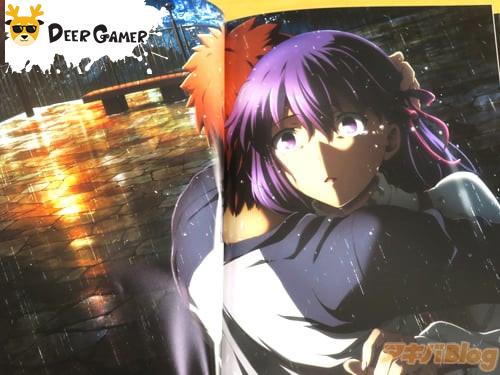 劇場版《Fate/stay night [HF]》第2章BD發售 28