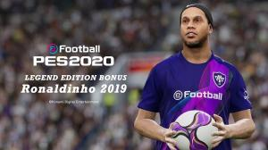 集十年大成於一身,世界足球競賽最新作品《PES 2020》正式推出! 2