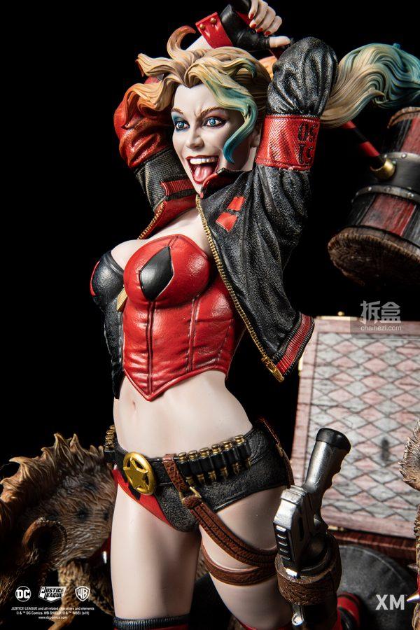 XM Studios DC漫畫 小丑女1:6雕像 5