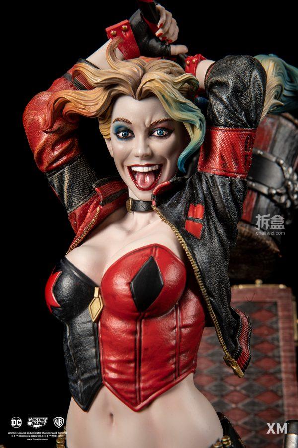 XM Studios DC漫畫 小丑女1:6雕像 6