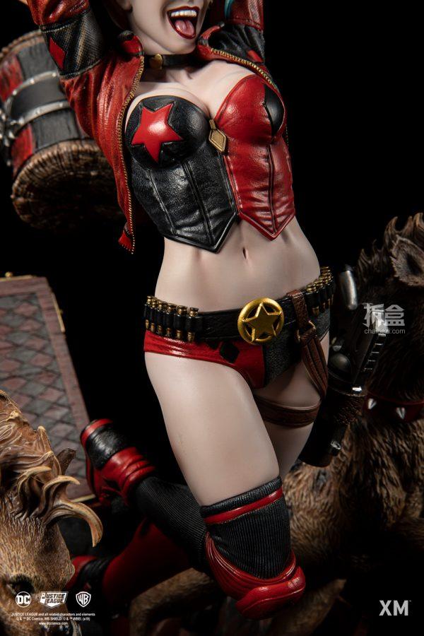 XM Studios DC漫畫 小丑女1:6雕像 7