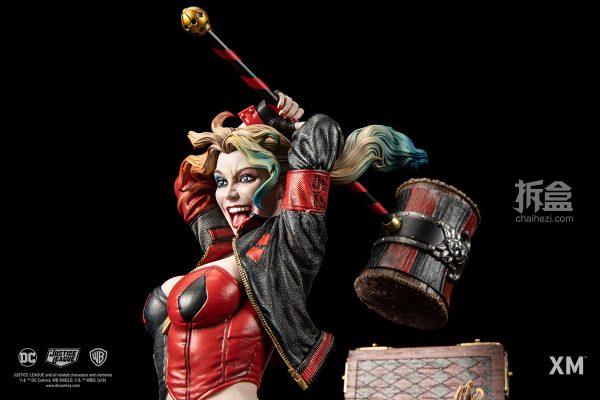 XM Studios DC漫畫 小丑女1:6雕像 11