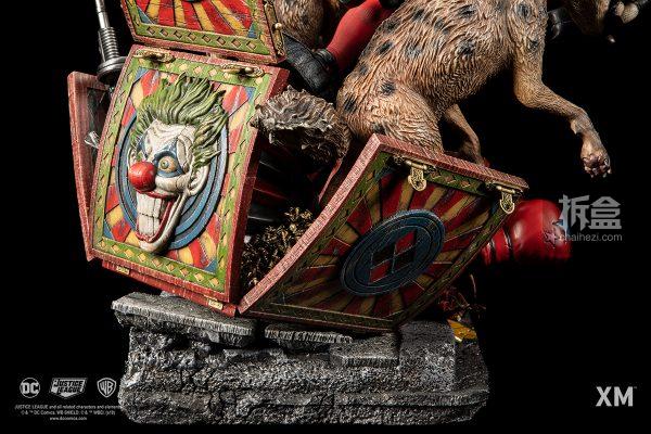 XM Studios DC漫畫 小丑女1:6雕像 13