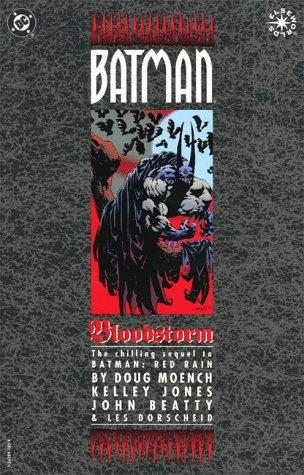 XM Studios DC漫畫《蝙蝠俠:吸血鬼三部曲》之二BLOODSTORM 1:6雕像 1