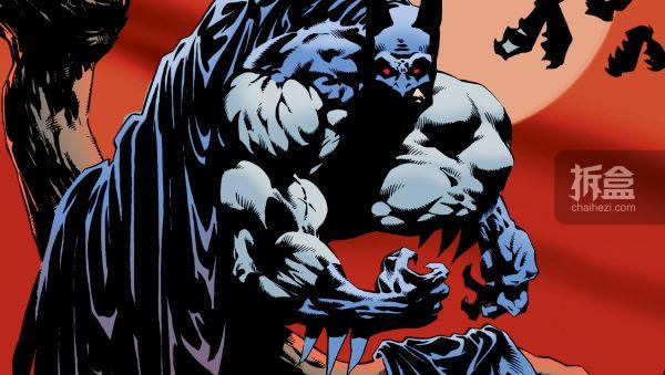 XM Studios DC漫畫《蝙蝠俠:吸血鬼三部曲》之二BLOODSTORM 1:6雕像 2