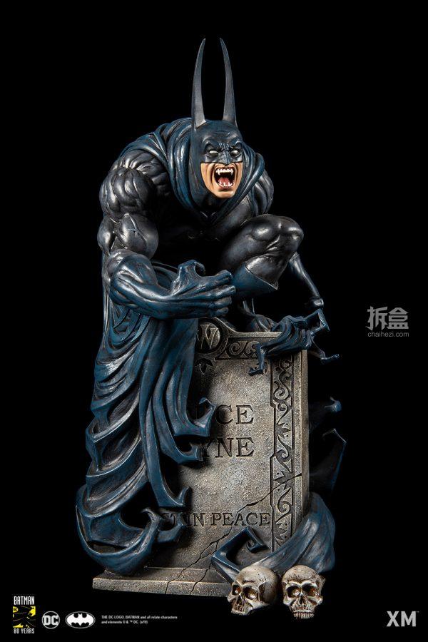 XM Studios DC漫畫《蝙蝠俠:吸血鬼三部曲》之二BLOODSTORM 1:6雕像 3