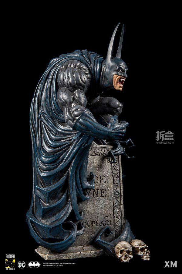 XM Studios DC漫畫《蝙蝠俠:吸血鬼三部曲》之二BLOODSTORM 1:6雕像 4