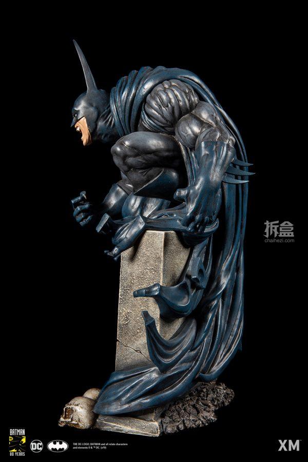 XM Studios DC漫畫《蝙蝠俠:吸血鬼三部曲》之二BLOODSTORM 1:6雕像 6
