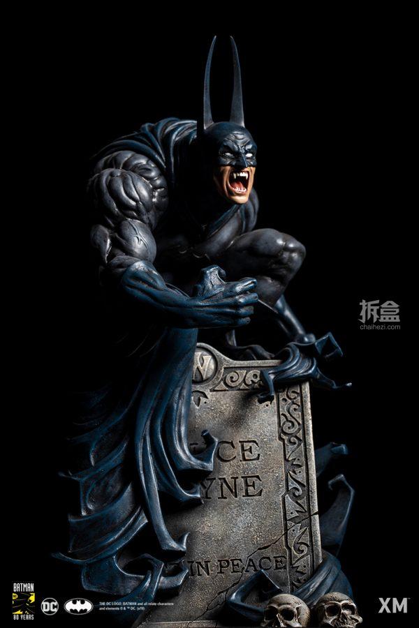 XM Studios DC漫畫《蝙蝠俠:吸血鬼三部曲》之二BLOODSTORM 1:6雕像 7