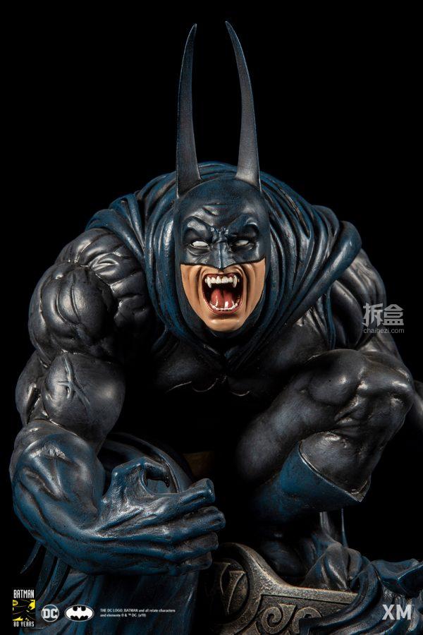 XM Studios DC漫畫《蝙蝠俠:吸血鬼三部曲》之二BLOODSTORM 1:6雕像 8