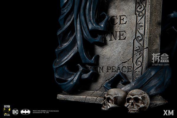 XM Studios DC漫畫《蝙蝠俠:吸血鬼三部曲》之二BLOODSTORM 1:6雕像 9