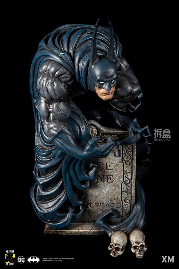 XM Studios DC漫畫《蝙蝠俠:吸血鬼三部曲》之二BLOODSTORM 1:6雕像 10