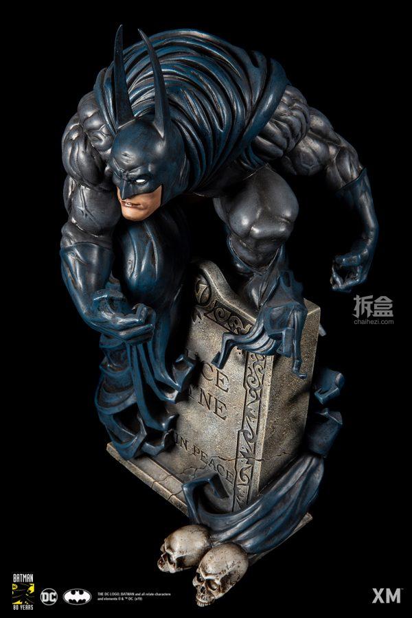 XM Studios DC漫畫《蝙蝠俠:吸血鬼三部曲》之二BLOODSTORM 1:6雕像 11