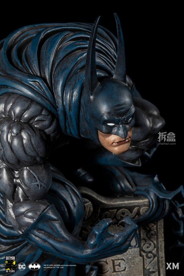 XM Studios DC漫畫《蝙蝠俠:吸血鬼三部曲》之二BLOODSTORM 1:6雕像 12