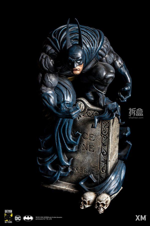 XM Studios DC漫畫《蝙蝠俠:吸血鬼三部曲》之二BLOODSTORM 1:6雕像 13